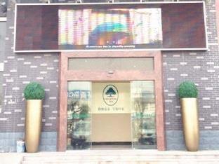 GreenTree Inn Jiangsu Xuzhou West District Huohua Shell Hotel