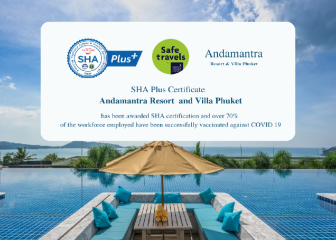 منتجع وفيلا أندامانترا فوكيت (SHA Plus +)