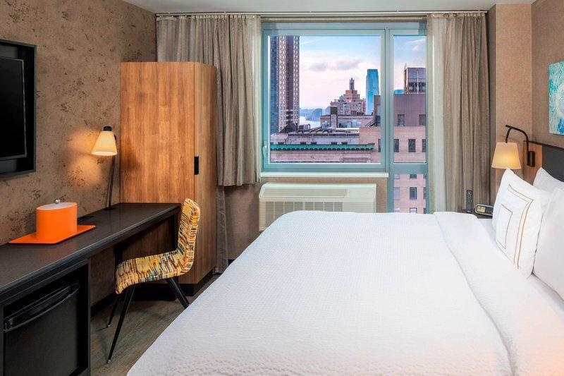 Fairfield Inn & Suites New York Downtown Manhattan/World Trade Center Area ⭐⭐⭐