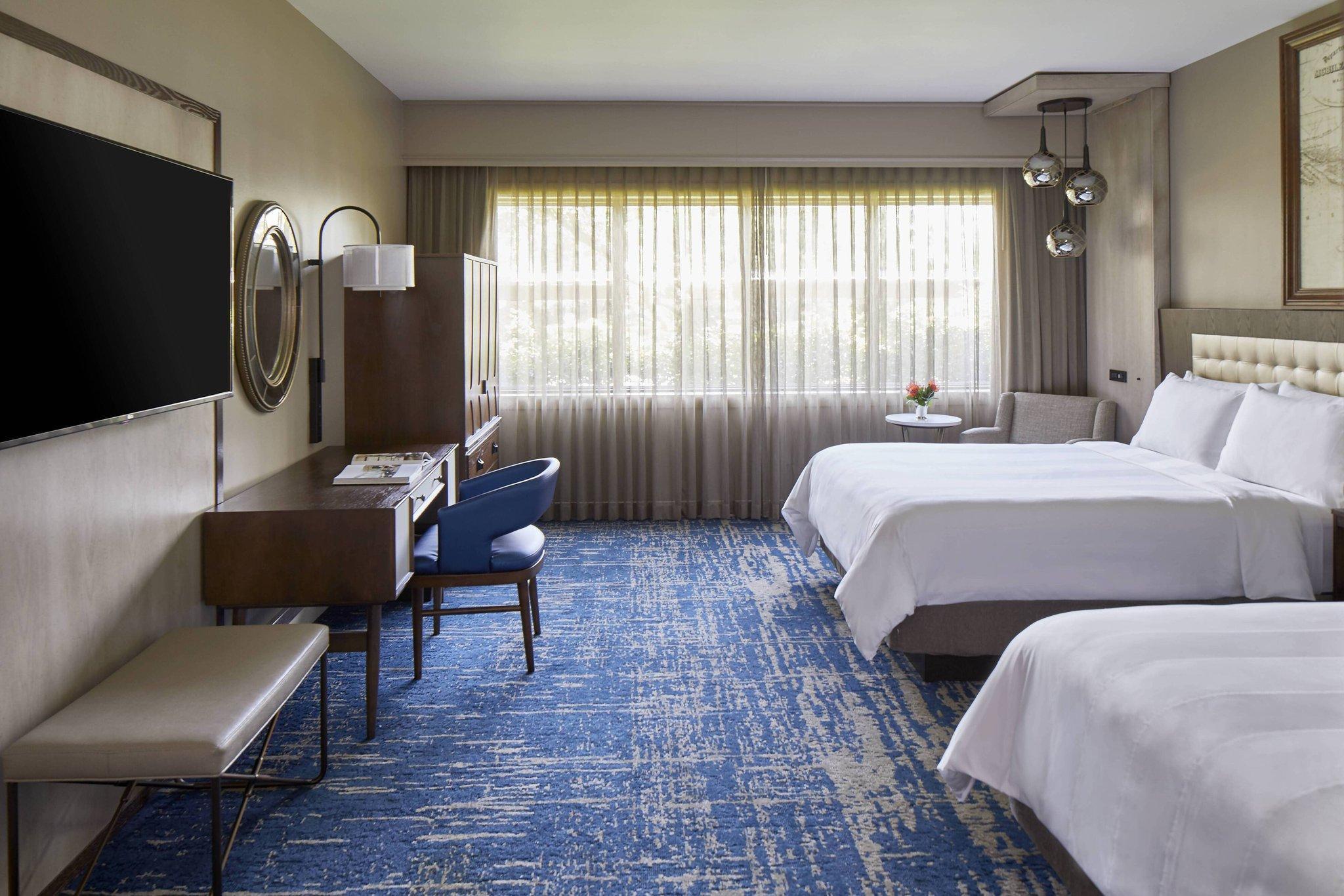Bayside, Guest room, 2 Queen, Balcony