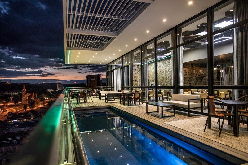 Avani Windhoek Hotel & Casino ⭐⭐⭐⭐
