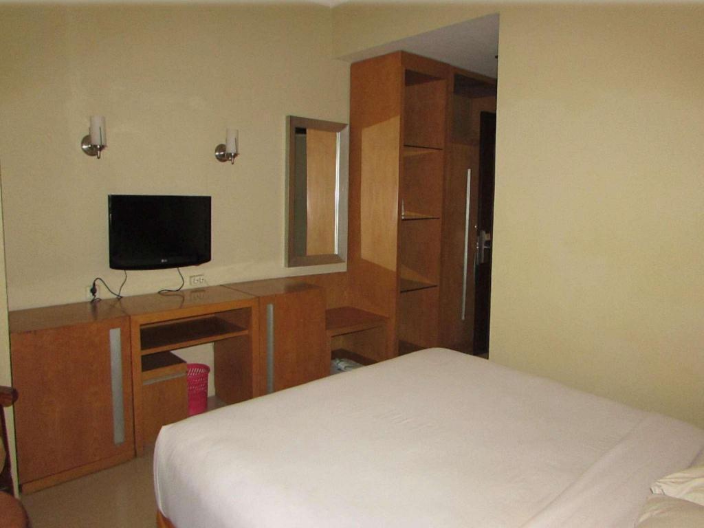 Fasilitas kamar Wisata Hotel Ampera