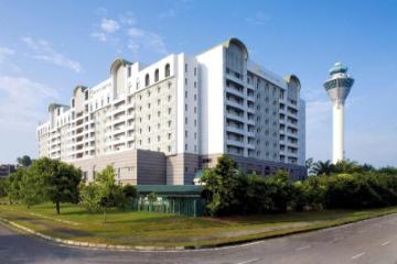 Sama-Sama Hotel Aeroporto Internazionale di Kuala Lumpur