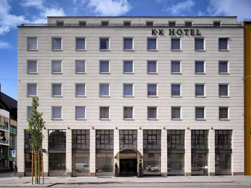 K+K Hotel am Harras ⭐⭐⭐⭐