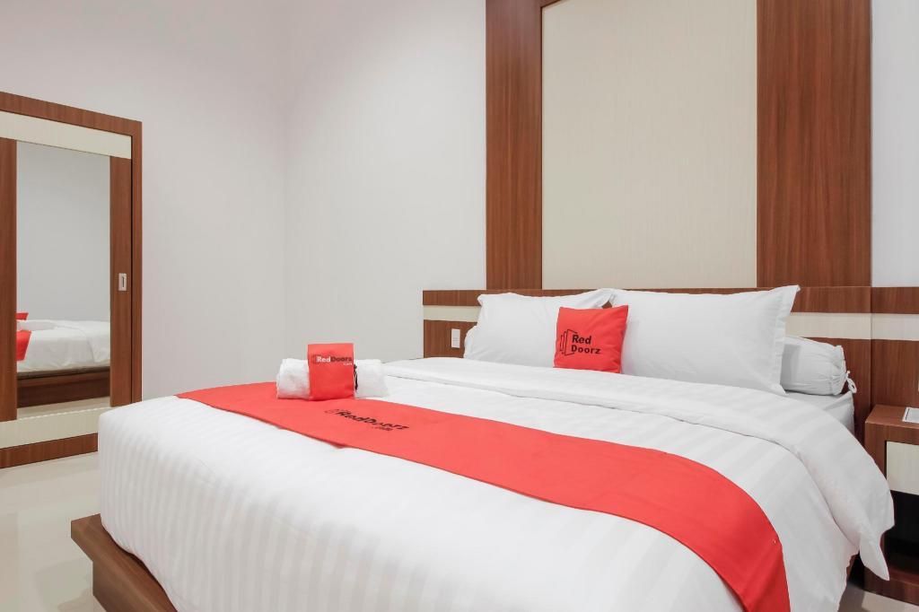 Fasilitas kamar RedDoorz Premium @ Setiabudi Medan