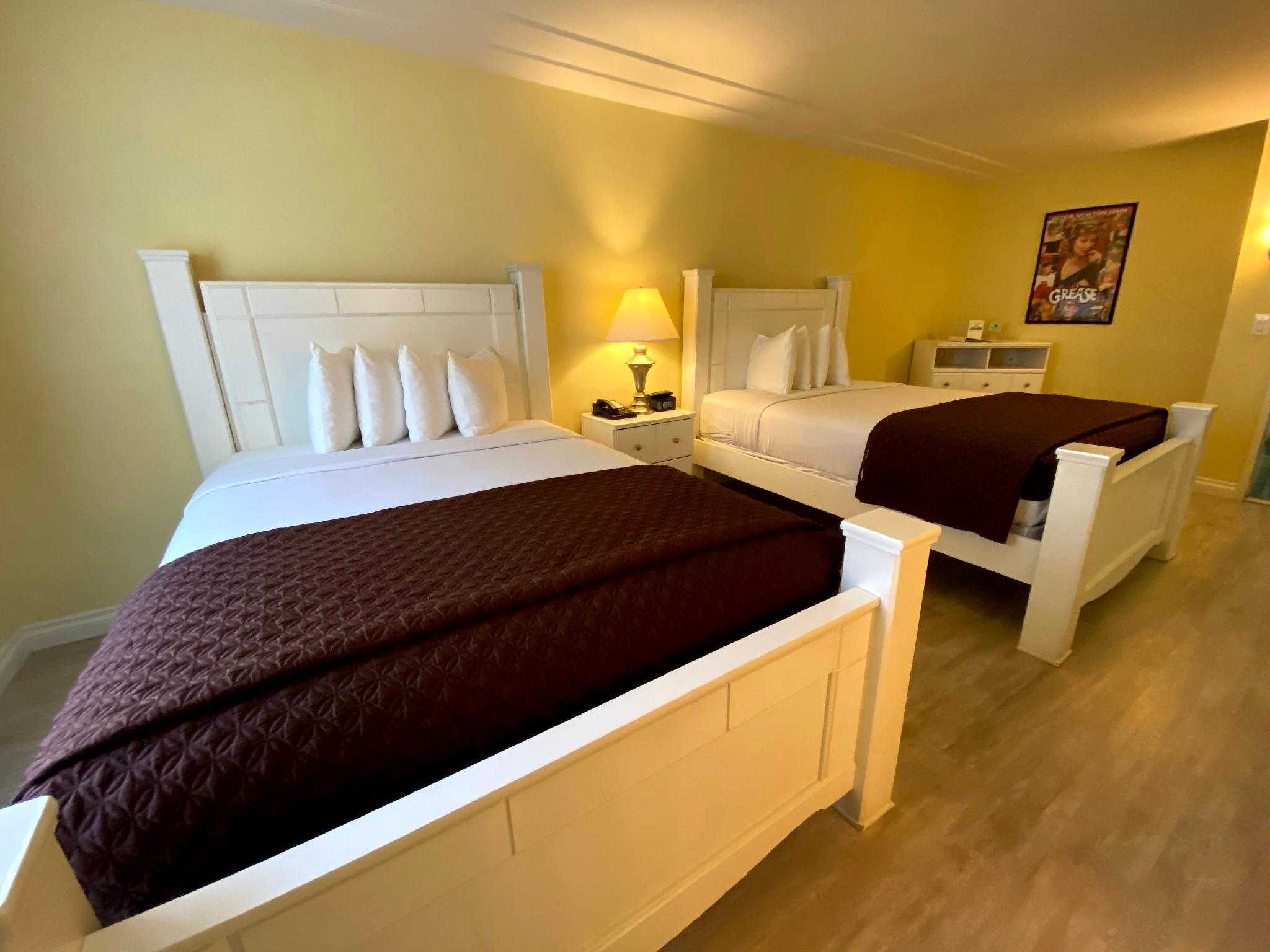 Executive Queen Room with 2 Queen Beds
