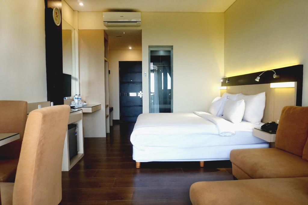 Fasilitas kamar Puri Wisata Hotel