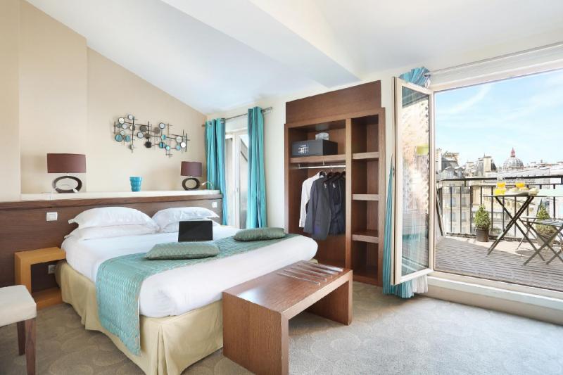 Le Grand Hotel de Normandie ⭐⭐⭐⭐