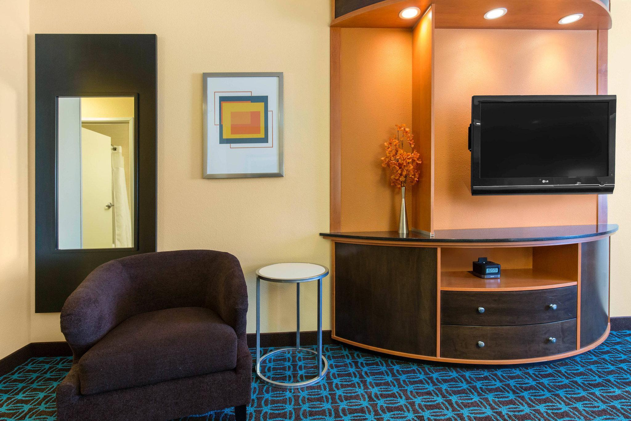 Executive Suite, 1 King, Sofa bed