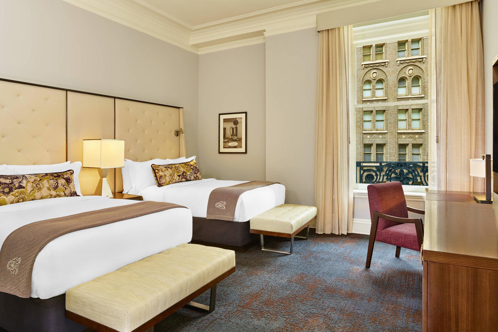 Deluxe Room, Guest room, 2 Double
