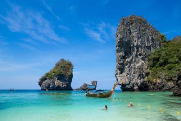 Località balneare di Phi Phi CoCo