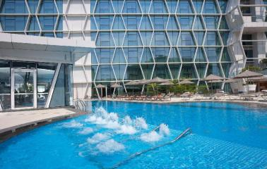 Capri by Fraser Changi City. Σιγκαπούρη (SG Clean Certified & Staycation Approved)