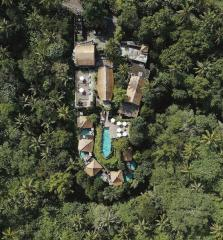 The Kayon Resort av Pramana