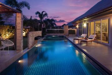 Villa con piscina Ville Jomtien