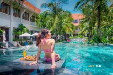 Almanity Hoi An Wellness Resort - Inklusive Spa