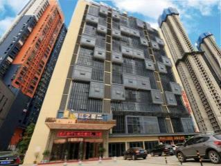 Jinjiang Inn Select U-Bahnhof Maying Road des Wuhan International Expo Center