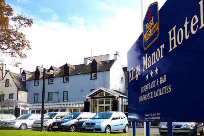Best Western Kings Manor Hotel ⭐⭐⭐