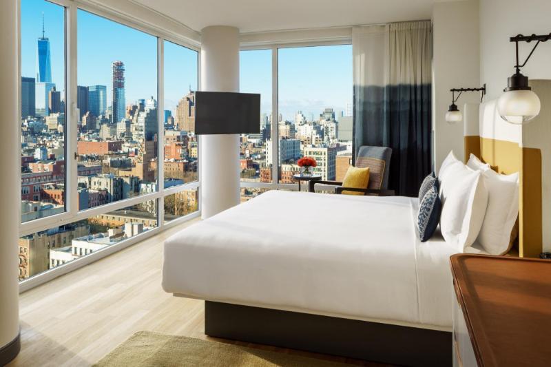 Hotel Indigo Lower East Side ⭐⭐⭐⭐⭐