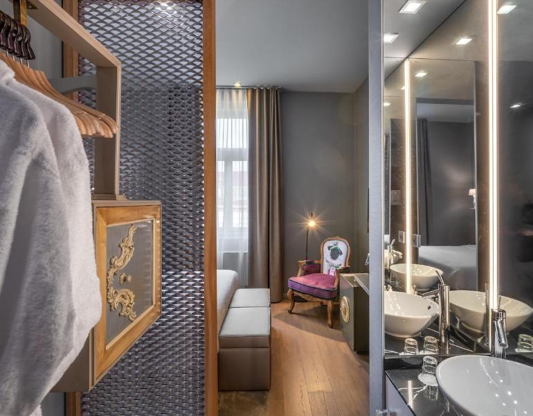 987 Design Prague Hotel ⭐⭐⭐⭐