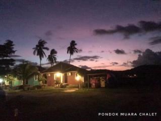 Pondok Muara Chalets