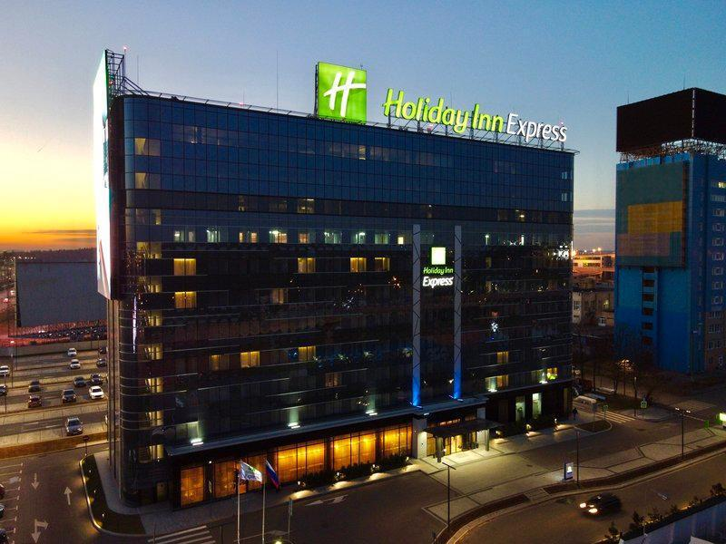 Holiday Inn Express Moscow - Sheremetyevo Airport ⭐⭐⭐⭐