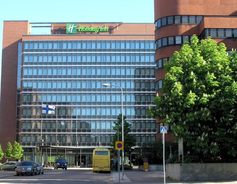 Holiday Inn Helsinki West - Ruoholahti ⭐⭐⭐⭐