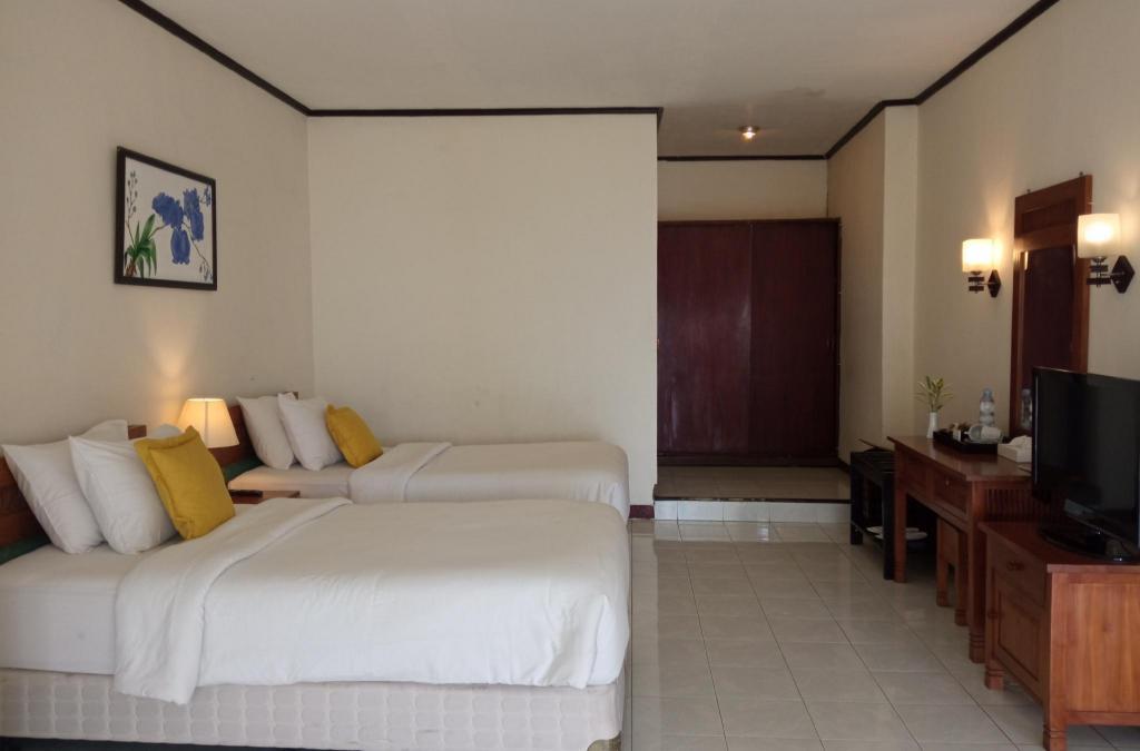 Fasilitas kamar Inna Tretes Hotel