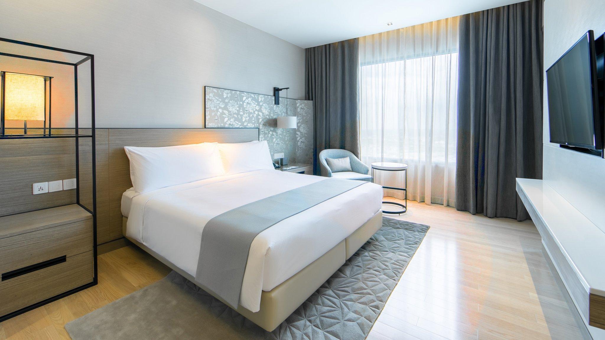 2 Bedroom 3 Bed Suite Non-Smoking