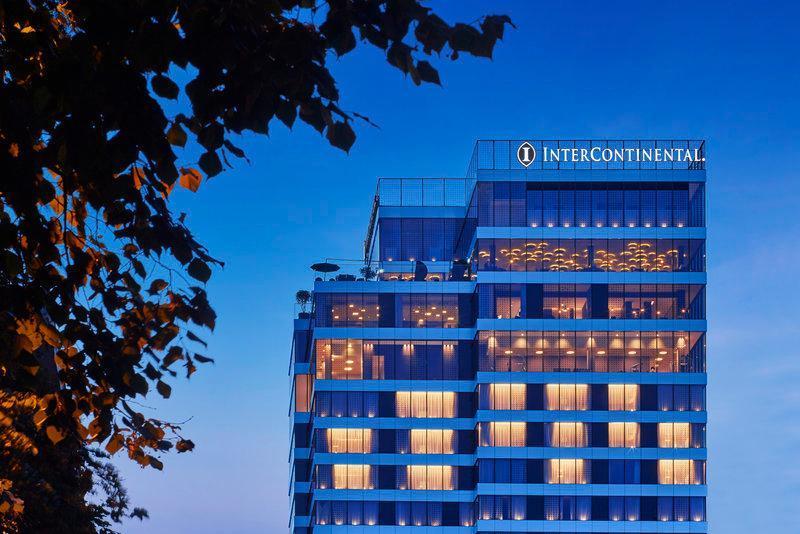 Intercontinental Ljubljana ⭐⭐⭐⭐⭐