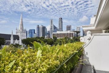 فندق ذا كابيتول كمبينسكي سنغافورة (معتمد من SG Clean)
