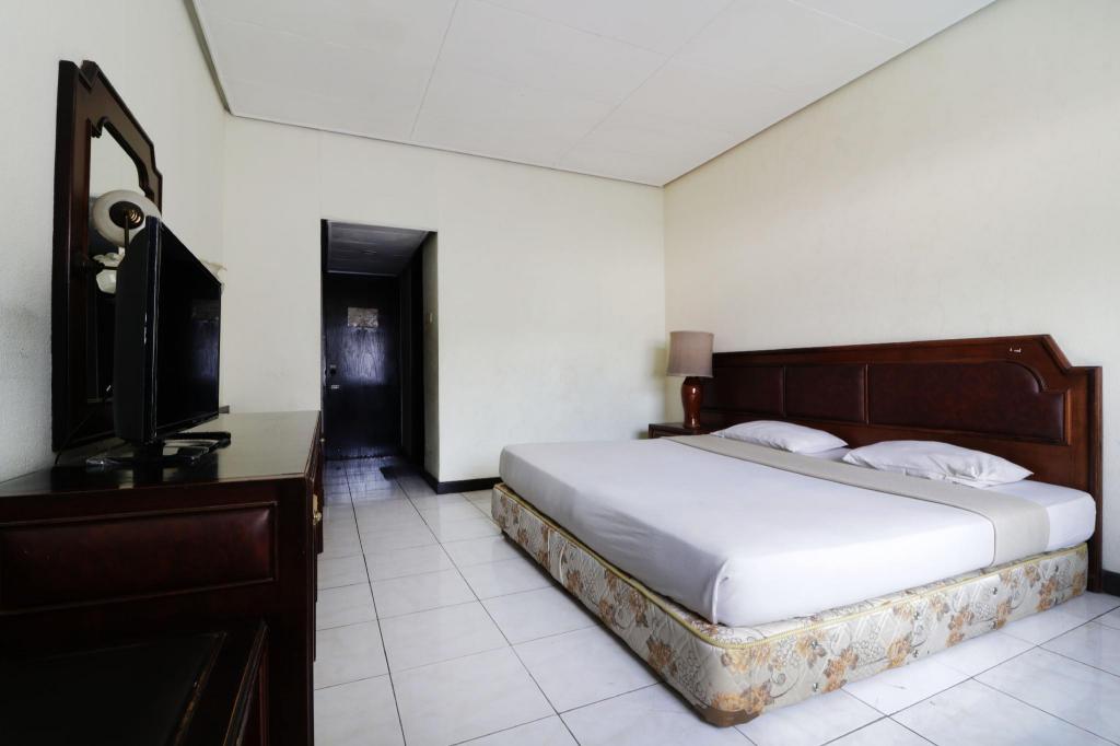 Fasilitas kamar Hotel Istana Bandung