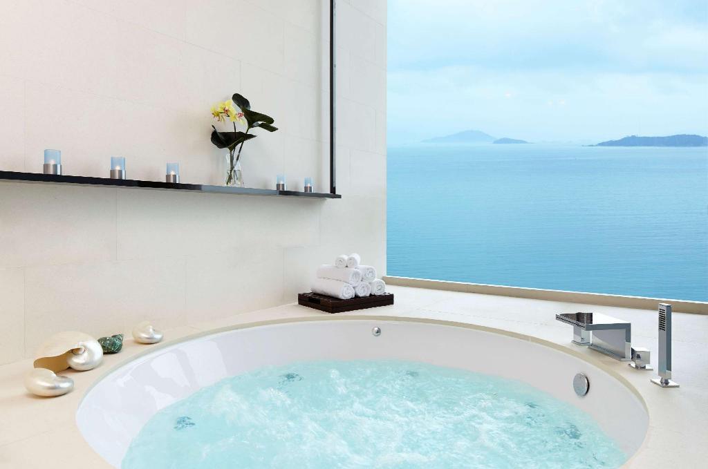 愉景灣酒店 浴室