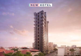 Lyve Inc Hotel & Residence