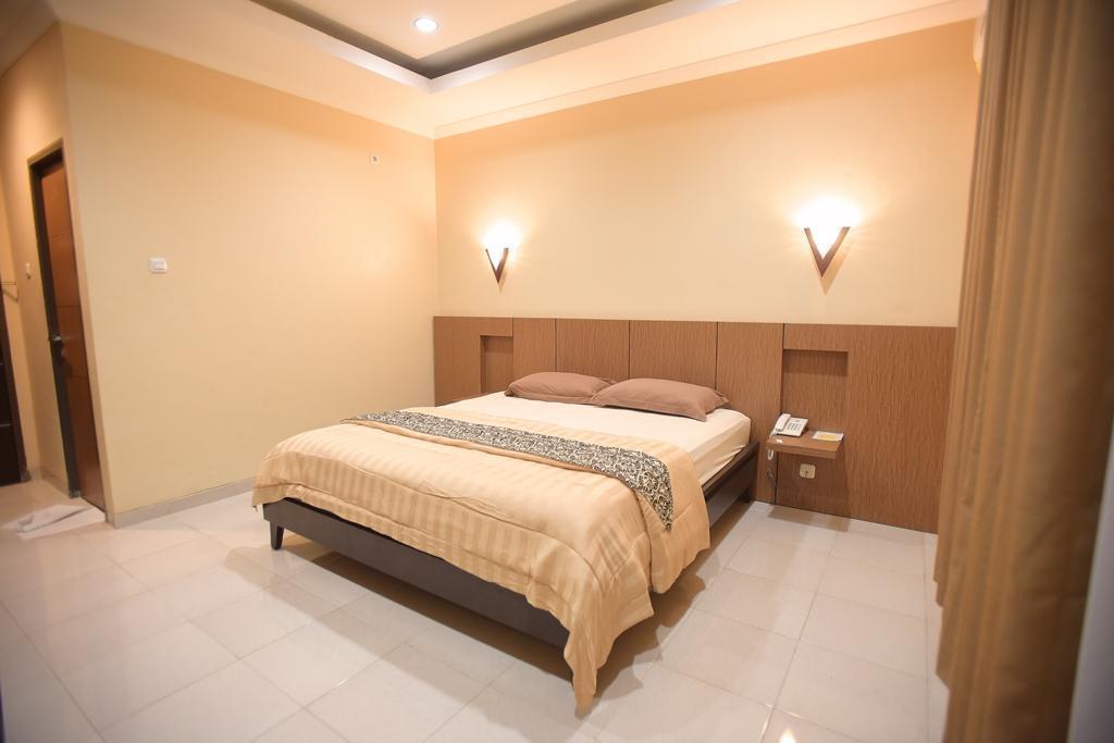 Fasilitas kamar Lembasung Boutiqe Hotel
