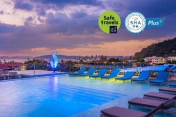 BlueSotel SMART Krabi Aonang Beach - Adults only (SHA Plus+)