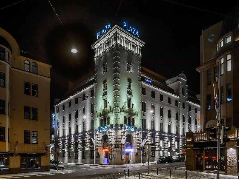 Radisson Blu Plaza Hotel Helsinki ⭐⭐⭐⭐⭐