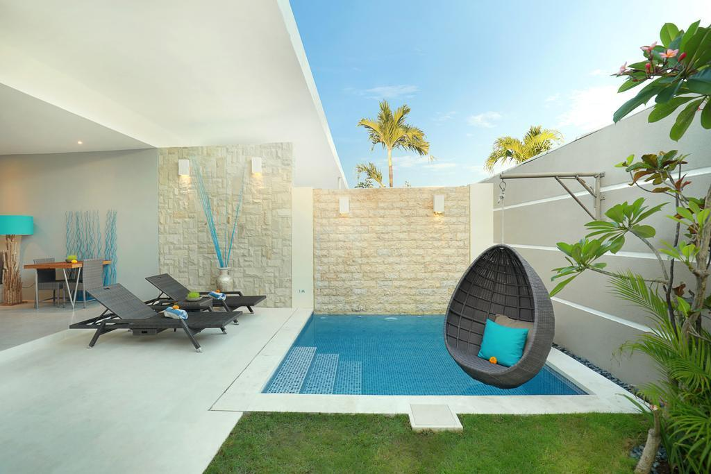 1 BR + Private Pool + Hottub +Brkfast @(71)Legian, Badung