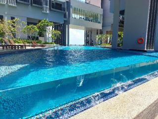Imperio HoneyMoon suite/ Bathtub @ Malacca town