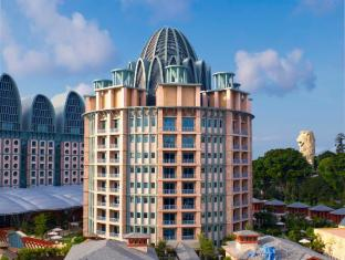 Resorts World Sentosa - Crockfords Tower